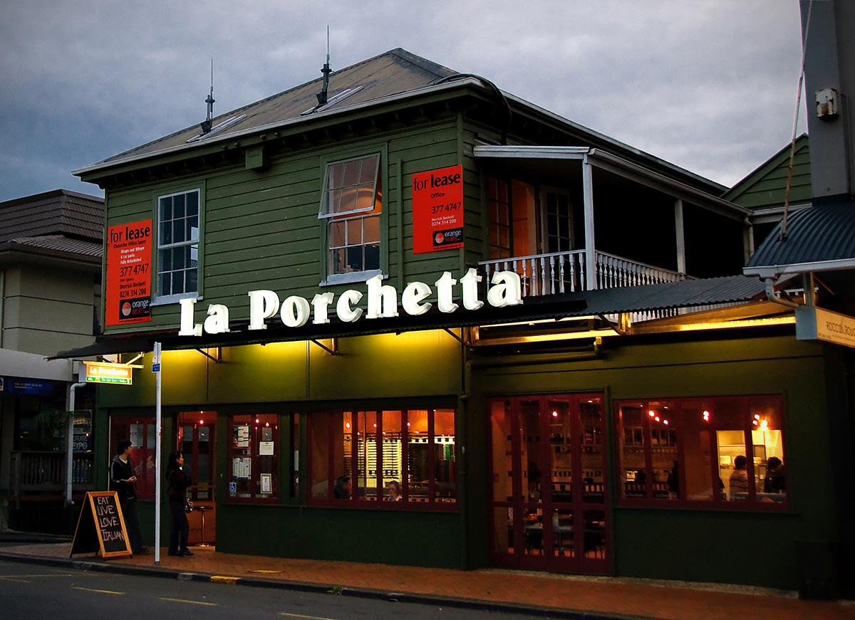 La Porchetta Restaurant