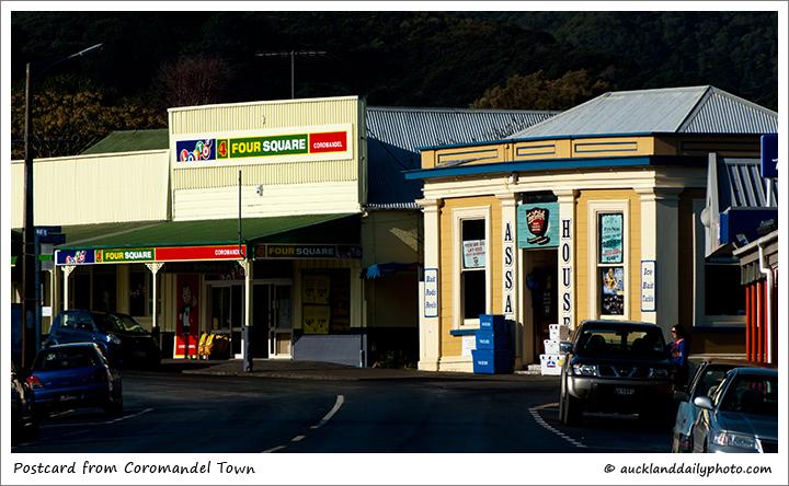 Coromandel Town