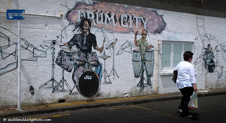 Drum City - Mt Eden