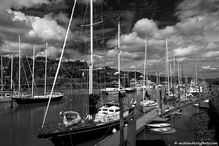 The Whangarei Marina