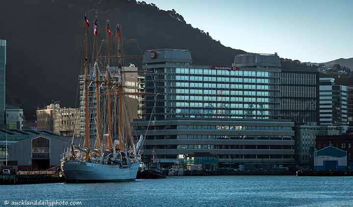 The Esmeralda in Wellington