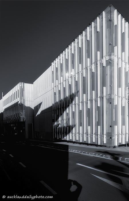 Geyser building Parnell