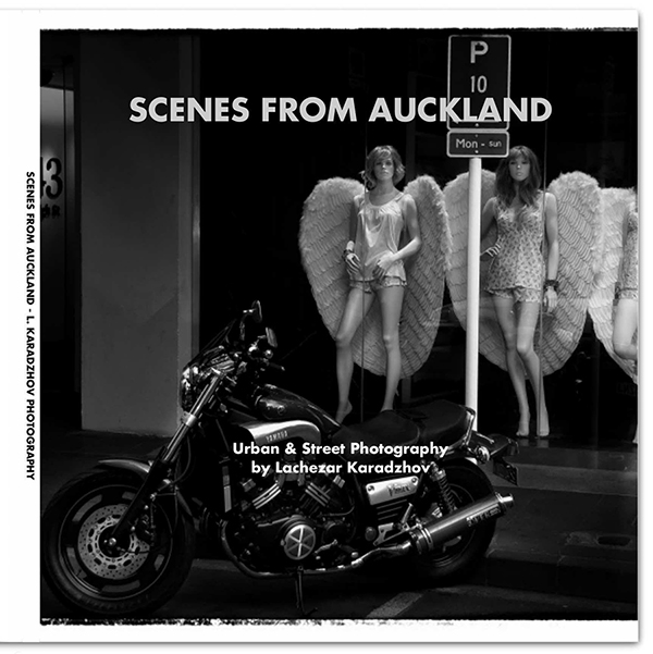 Scenes from Auckland Photobook