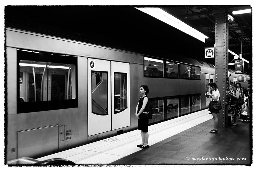 Train Station Sydney