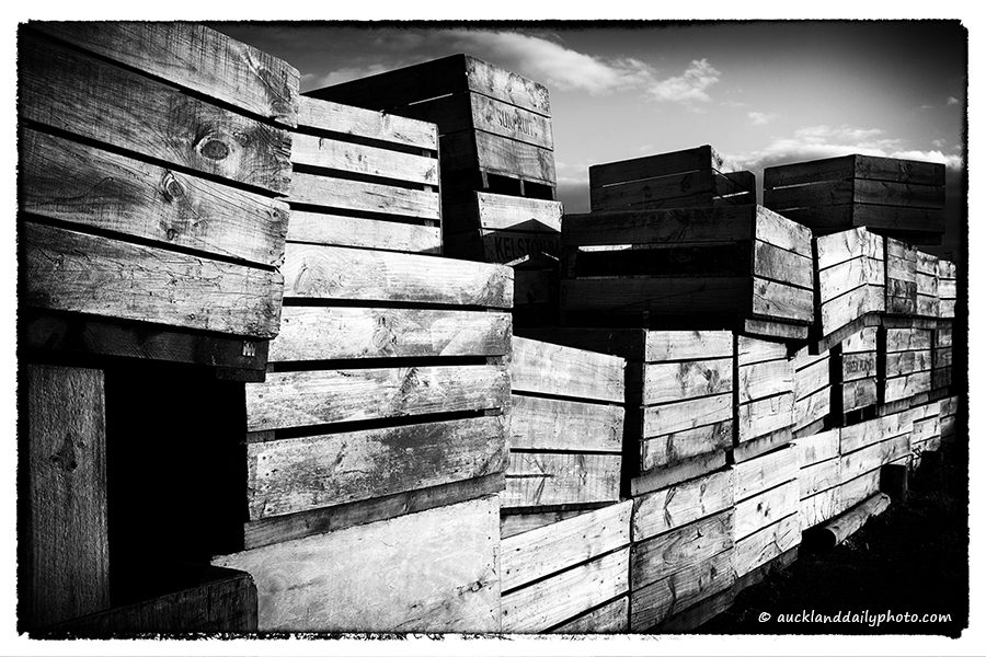 Timber Crates